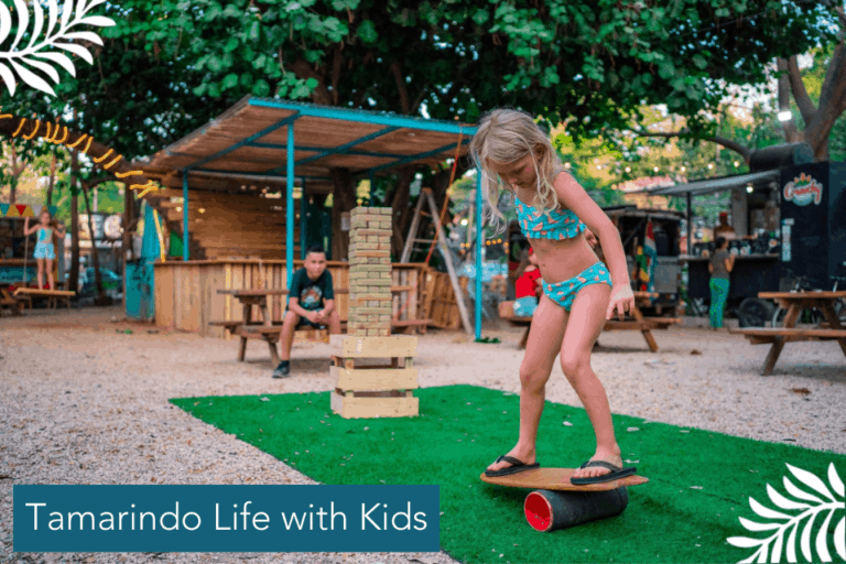 Benefits of Moving to Tamarindo, Costa Rica With Kids